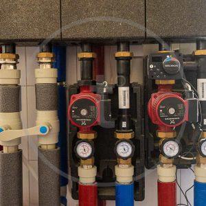 Водоснабжение - отопление